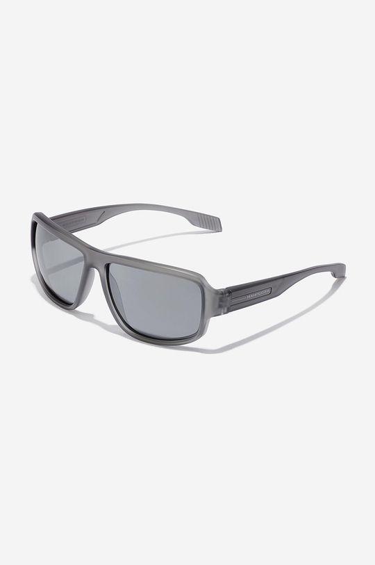 šedá Hawkers - Sluneční brýle POLARIZED GREY Unisex