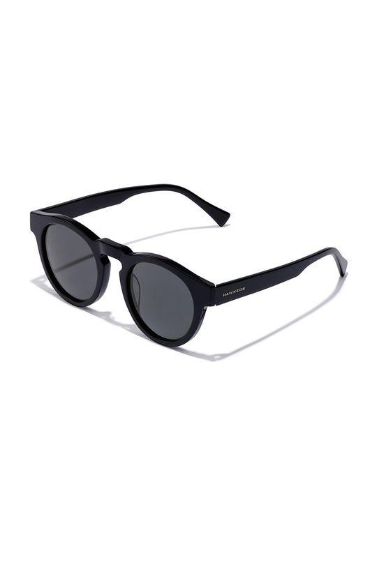 černá Hawkers - Sluneční brýle G-LIST - BLACK Unisex