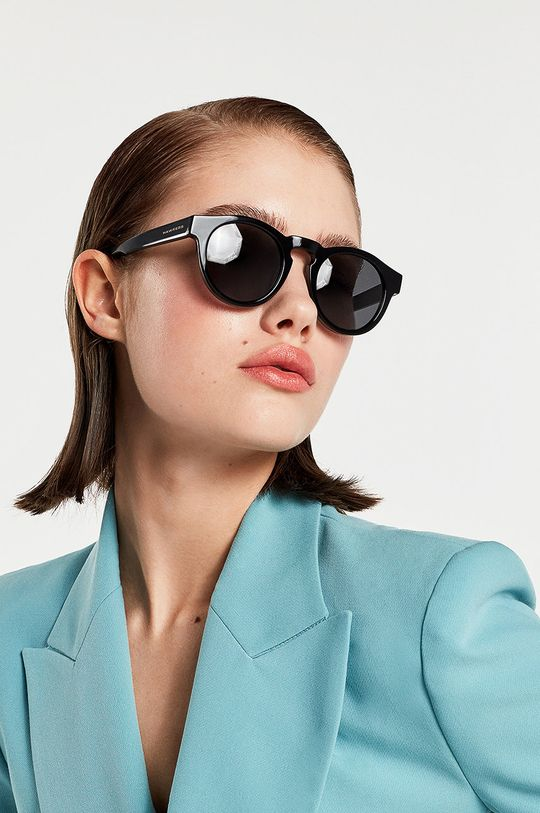 Hawkers - Sluneční brýle G-LIST - BLACK Unisex