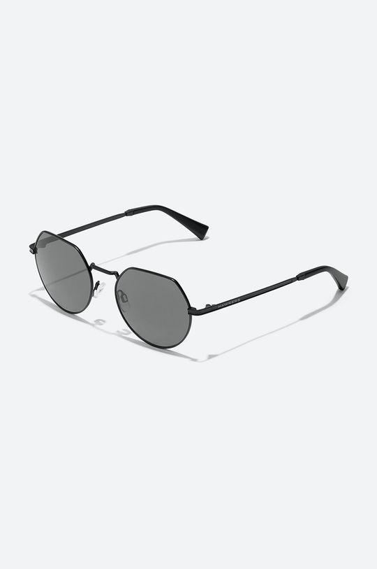 czarny Hawkers - Okulary przeciwsłoneczne AURA - BLACK Unisex