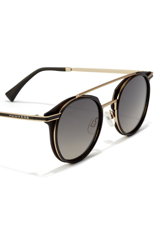 Hawkers - Slnečné okuliare CITYLIFE - BLACK  Syntetická látka, Kov