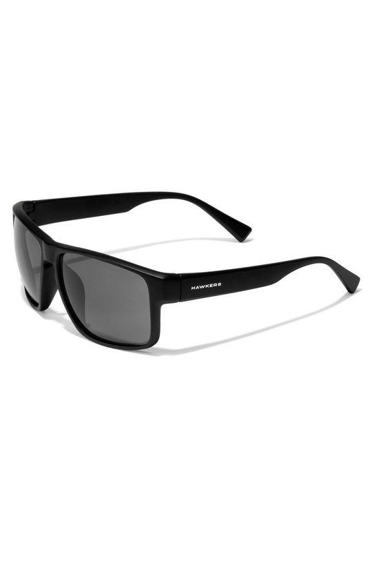 czarny Hawkers - Okulary przeciwsłoneczne Black Dark Faster Unisex