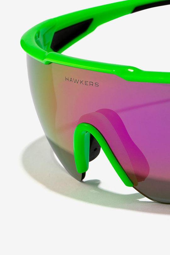 Hawkers - Ochelari de soare Green Fluor Cycling  Material sintetic