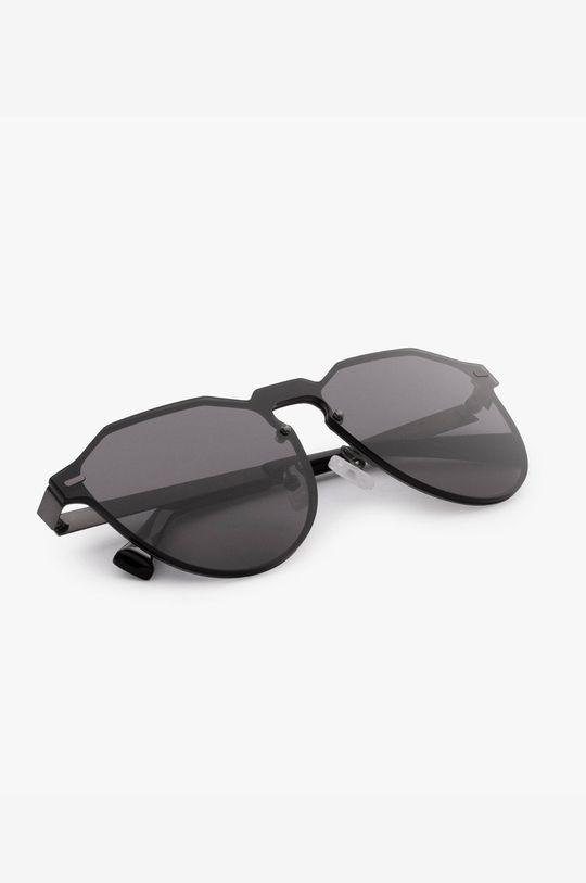 Hawkers - Okulary przeciwsłoneczne Gun Metal Dark Warwick Unisex