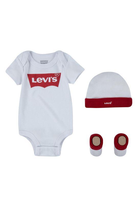 biały Levi's - Komplet niemowlęcy Dziecięcy