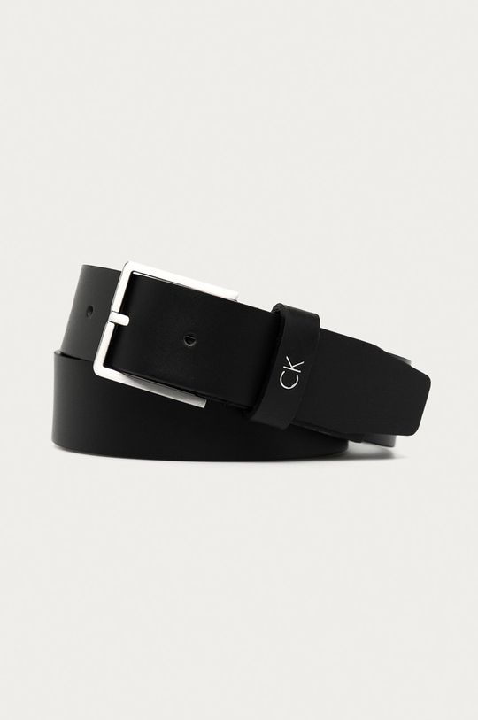 čierna Calvin Klein - Opasok Pánsky