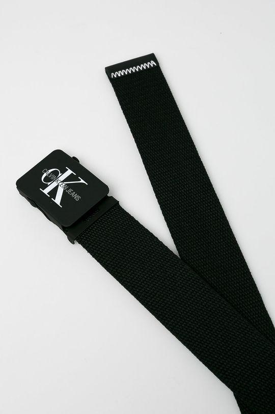 Calvin Klein Jeans - Pasek czarny