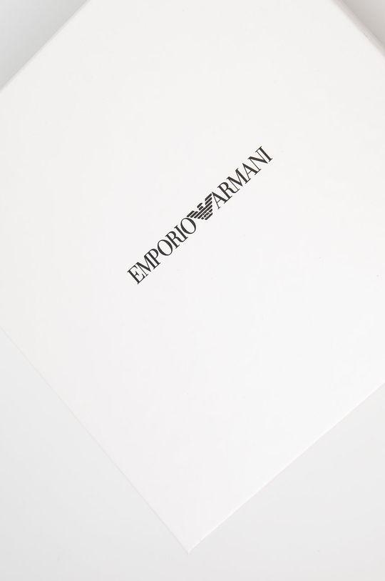Emporio Armani - Pasek skórzany 100 % Skóra naturalna