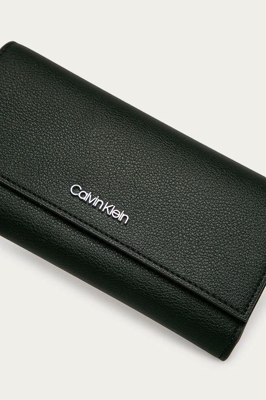 Calvin Klein - Portfel czarny