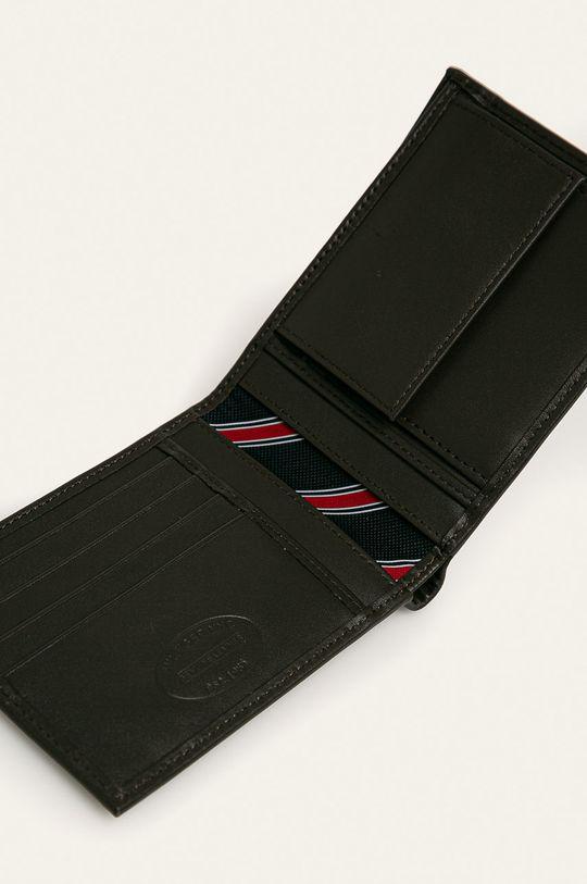 Tommy Hilfiger - Kožená peňaženka  100% Prírodná koža Základná látka: 100% Polyuretán Iné látky: 100% Polyester