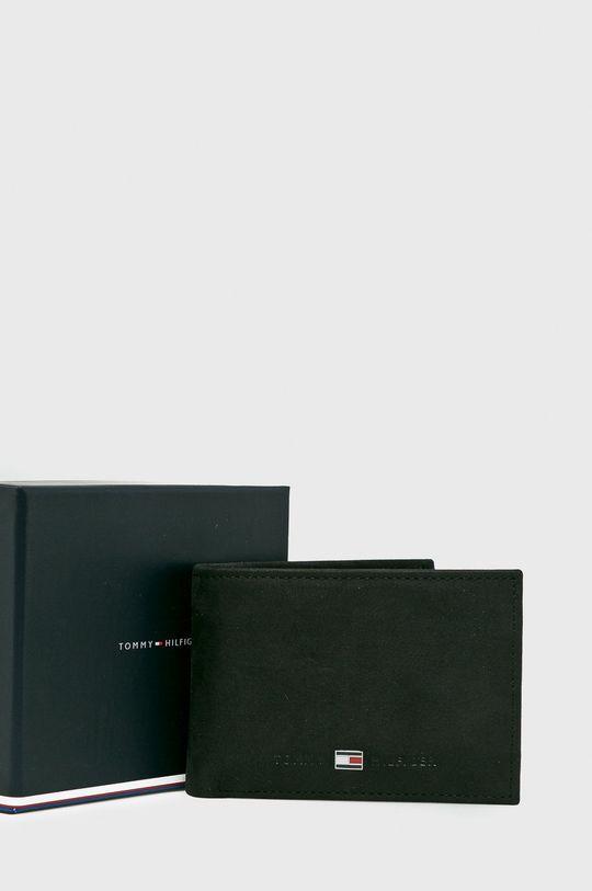 Tommy Hilfiger - Kožená peňaženka Johnson Mini