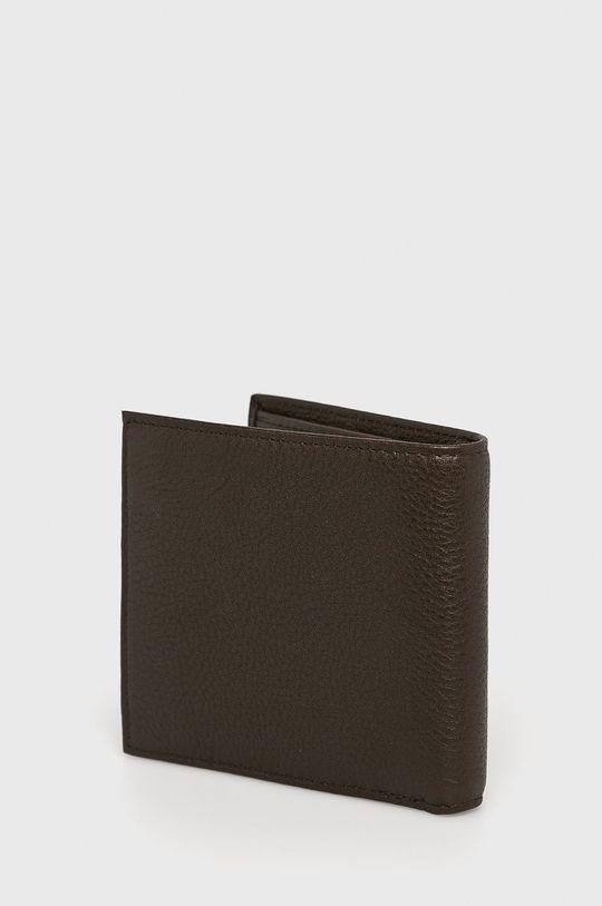 Polo Ralph Lauren - Kožená peněženka hnědá