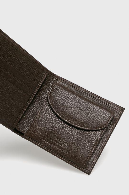 Polo Ralph Lauren - Kožená peněženka  Hlavní materiál: 100% Přírodní kůže