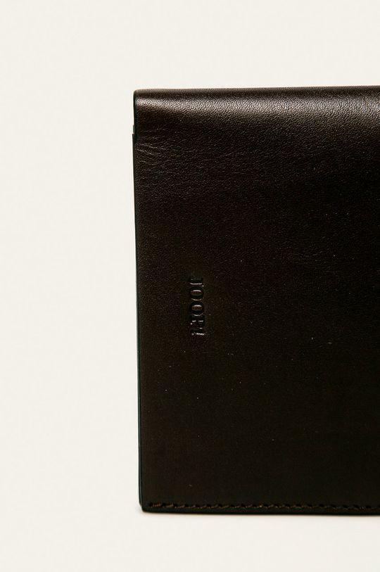 Joop! - Kožená peněženka tmavě hnědá