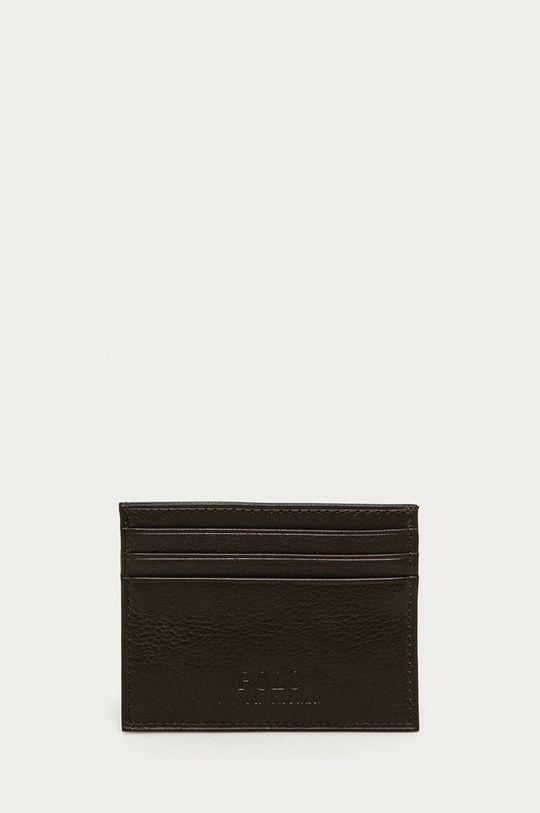 hnědá Polo Ralph Lauren - Kožená peněženka Pánský