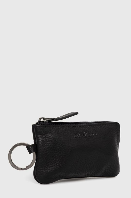 Strellson - Kožená peněženka černá