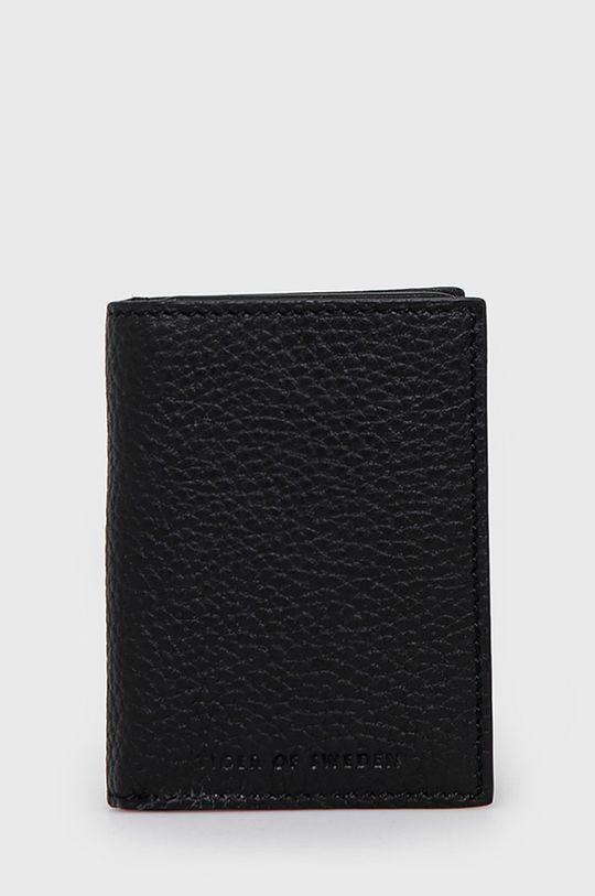 čierna Tiger Of Sweden - Kožená peňaženka Pánsky