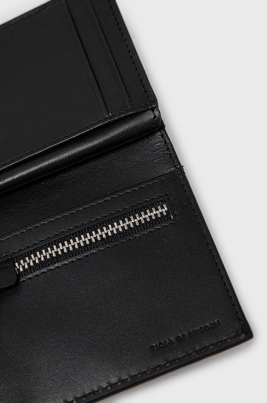 Tiger Of Sweden - Kožená peňaženka  Podšívka: 100% Polyester Základná látka: Prírodná koža