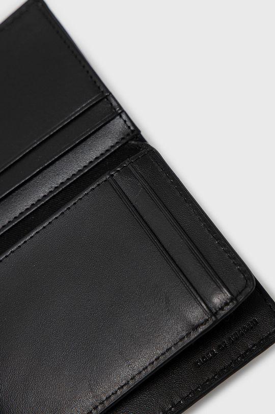 čierna Tiger Of Sweden - Kožená peňaženka