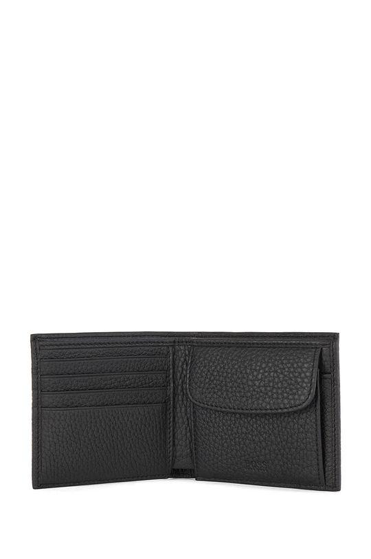 Boss - Kožená peňaženka  100% Prírodná koža