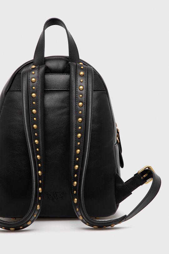 czarny Pinko - Plecak skórzany