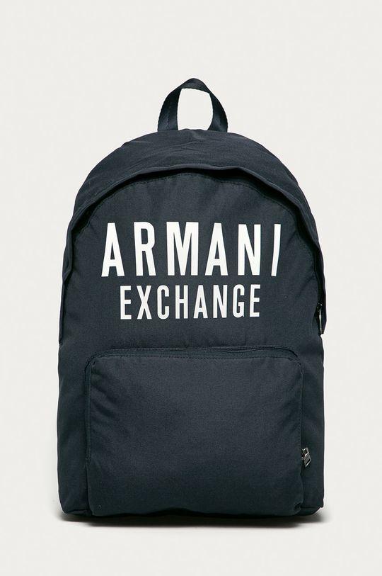 granatowy Armani Exchange - Plecak Męski
