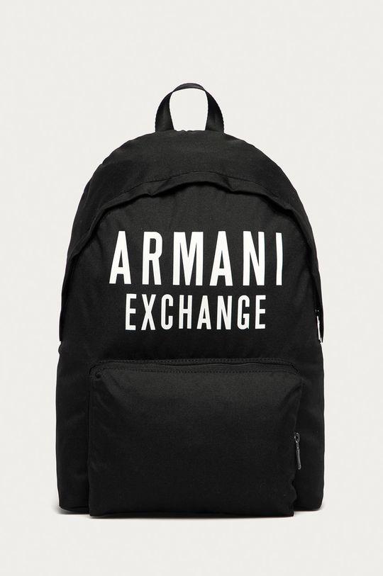 čierna Armani Exchange - Ruksak Pánsky