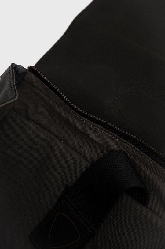 Strellson - Plecak skórzany Męski