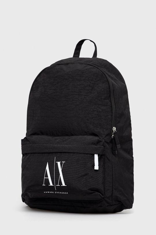 Armani Exchange - Plecak czarny
