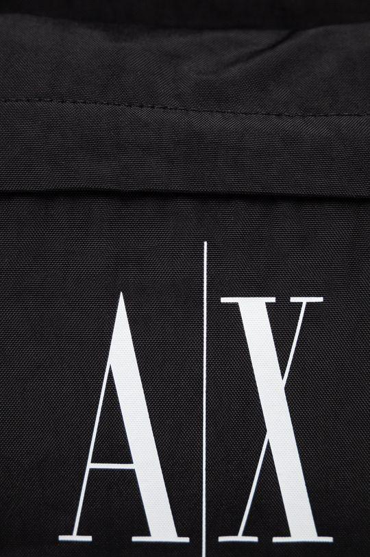 czarny Armani Exchange - Plecak