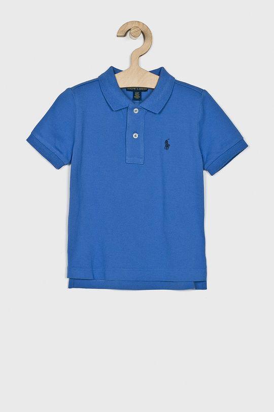 modrá Polo Ralph Lauren - Detské polo tričko 92-104 cm Chlapčenský