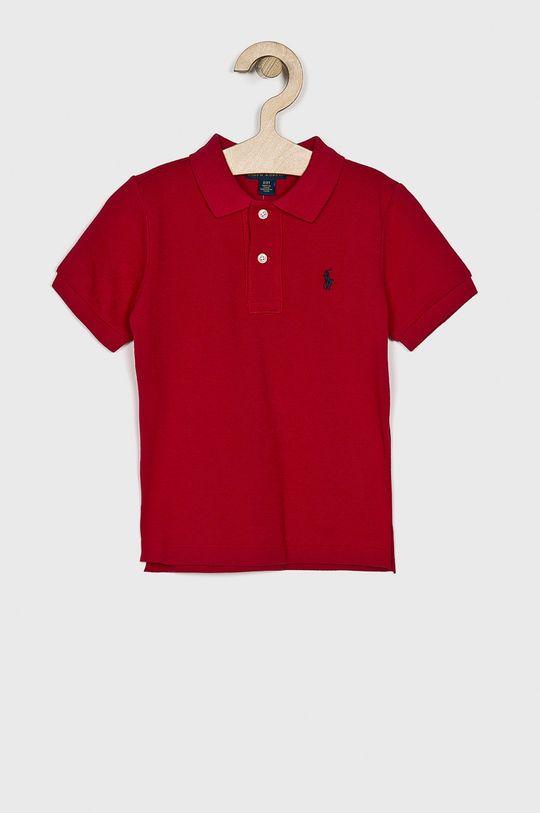 czerwony Polo Ralph Lauren - Polo dziecięce 92-104 cm Chłopięcy