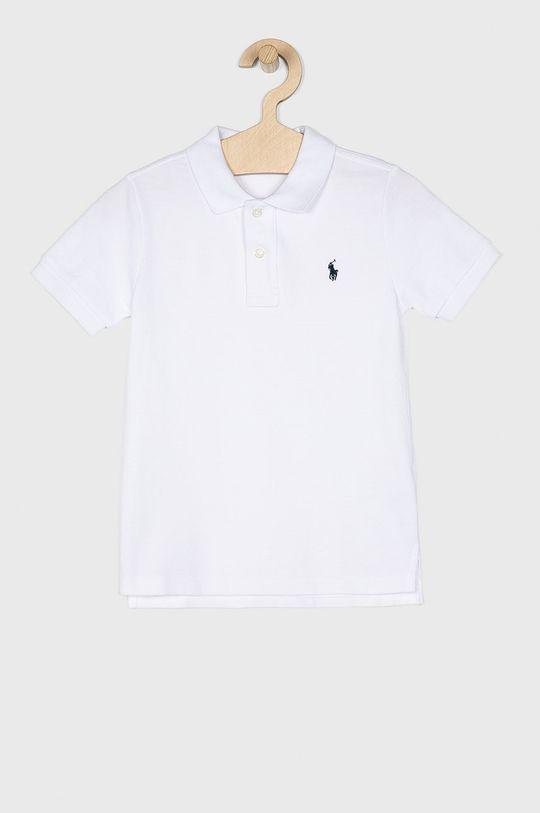 biela Polo Ralph Lauren - Detské polo tričko 110-128 cm Chlapčenský