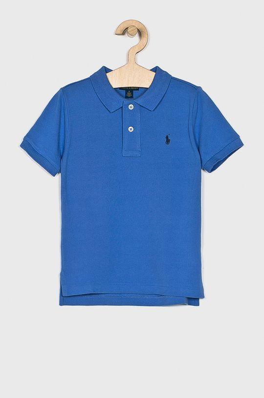 modrá Polo Ralph Lauren - Detské polo tričko 110-128 cm Chlapčenský