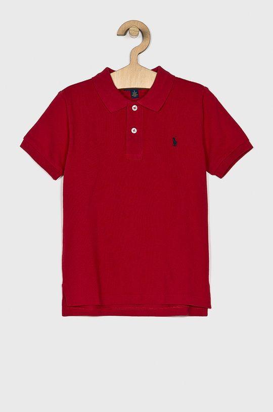 czerwony Polo Ralph Lauren - Polo dziecięce 110-128 cm Chłopięcy