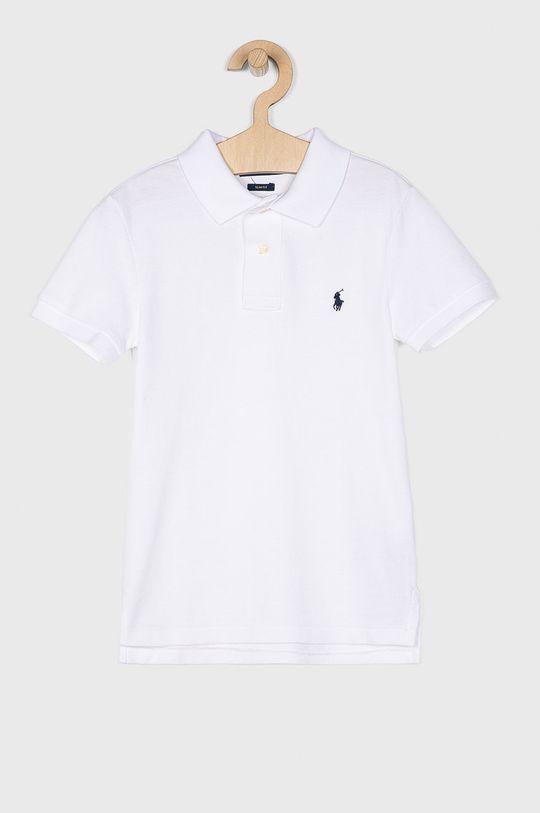 biela Polo Ralph Lauren - Detské polo tričko 134-176 cm Chlapčenský