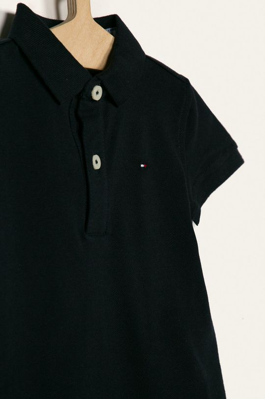Tommy Hilfiger - Detské polo tričko 74-176 cm tmavomodrá
