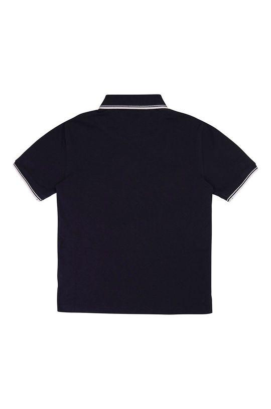 Boss - Detské polo tričko 104-110 cm tmavomodrá