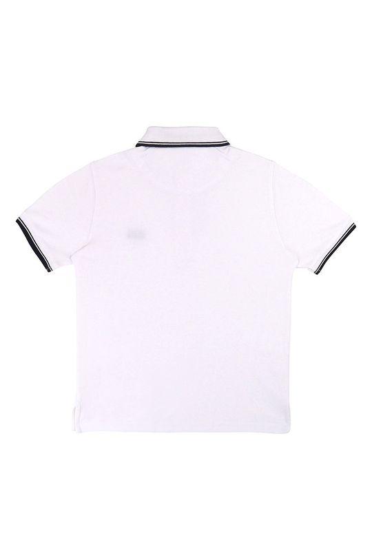 Boss - Dětské polo tričko 116-152 cm bílá
