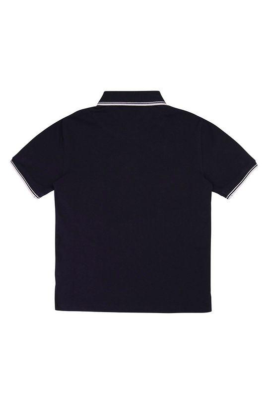 Boss - Detské polo tričko 116-152 cm tmavomodrá