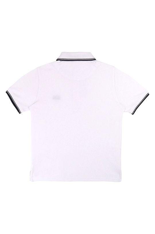 Boss - Dětské polo tričko 164-176 cm bílá