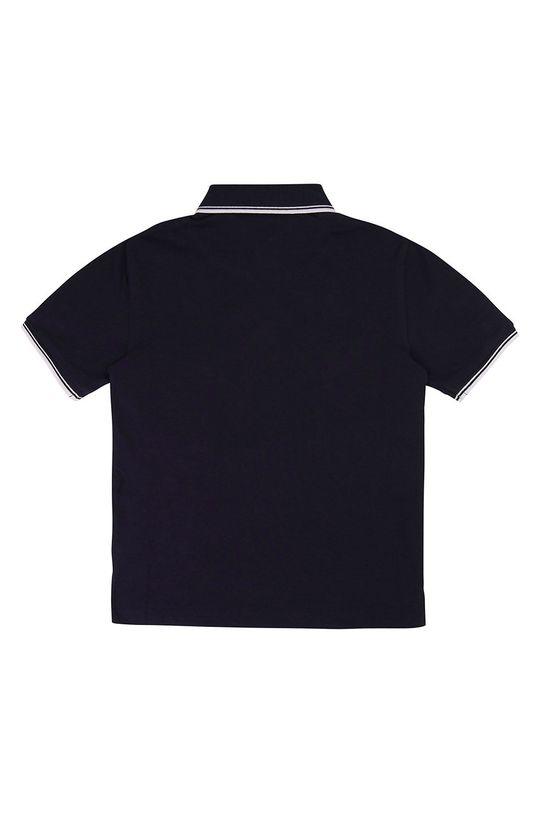 Boss - Detské polo tričko 164-176 cm tmavomodrá
