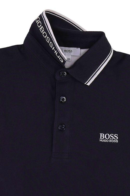 Boss - Detské polo tričko 164-176 cm  100% Bavlna