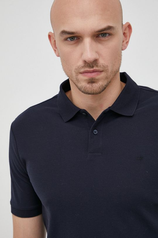 granatowy Calvin Klein - Polo