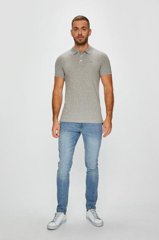 Tommy Jeans - Polo tričko 100% Bavlna