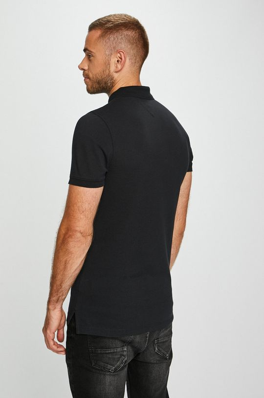 černá Tommy Jeans - Polo tričko