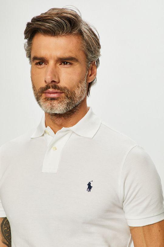Polo Ralph Lauren - Tricou Polo alb