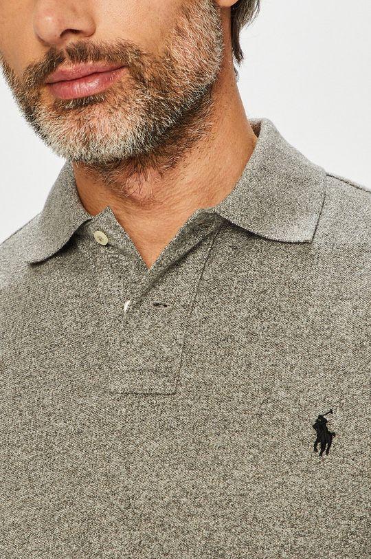 Polo Ralph Lauren - Polo jasny szary
