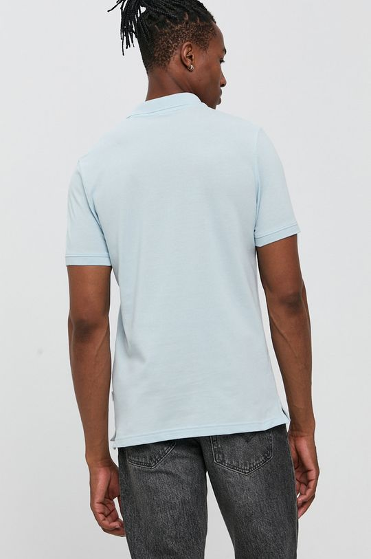 Jack & Jones - T-shirt/polo 12136516 jasny niebieski