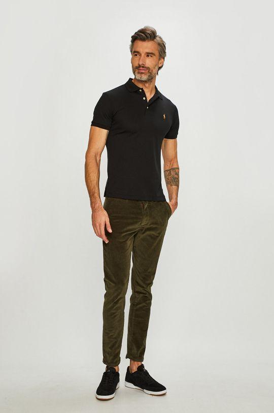 Polo Ralph Lauren - T-shirt/polo 710685514002 czarny
